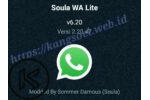 Whatsapp lite terbaru april 2020 v.6.20 com.wa