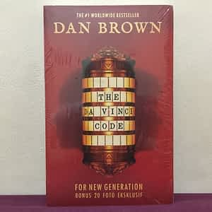Novel The Da Vinci Code - Dan Brown