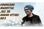 Download Murottal juz 30 Hanan Attaki mp3