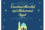 Download Murottal mp3 Muhammad Ayyub 30 juz lengkap 114 surat