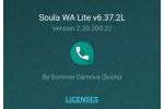 Whatsapp lite terbaru Oktober 2020 v.6.37.2 com.wa