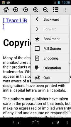 Download Superchm, powerfull Chm Reader Apk For Android 3