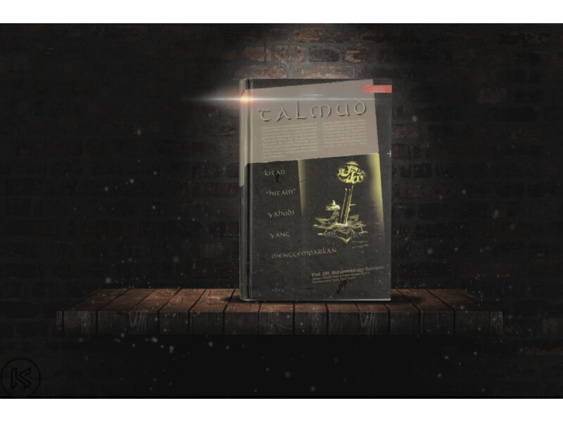 Kitab Talmud Yahudi, kitab hitam yang menggemparkan dunia