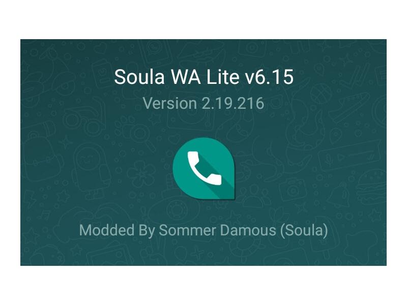 Whatsapp lite terbaru januari 2020 v.6.15 com.soula2